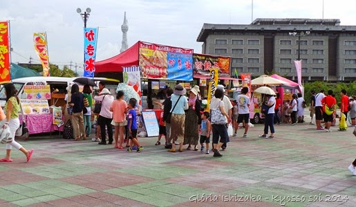Glória Ishizaka - PL 2014 - Kyosso sai - dia de