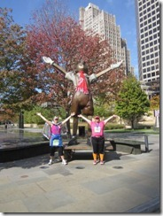 us with pinocchio sporting a go cards sweater
