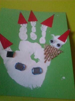 jouluaskartelu lasten kanssa