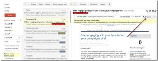 gmail anteprima