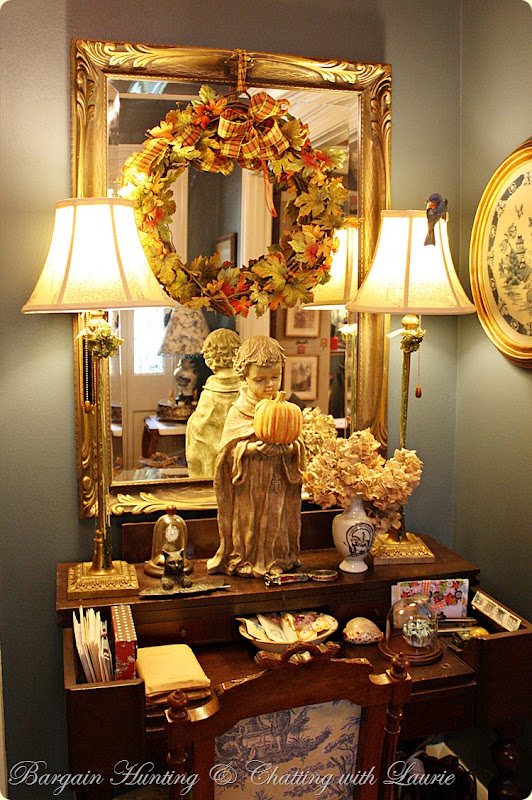 Bargain Decorating With Laurie Fall Decorating