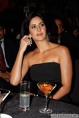 Katrina Kaif in Cute Black Dress Images 2