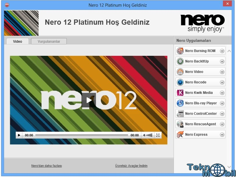 Nero Platinum Full v12.5.01900