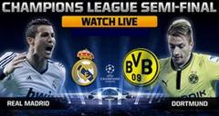 Prediksi Real Madrid vs Dortmund