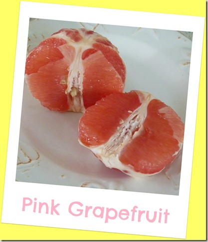 grapefruit snack