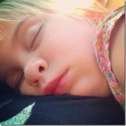 Sleepy Charlotte