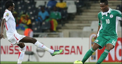 Nigeria - Burkina Faso, Final Copa Africana de Naciones