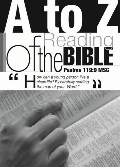 A to Z of Reading the Bible_The CALL