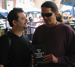 Ron Louis With Curt Kirkwood Of The Meat Puppets