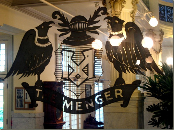 The Menger Mirror