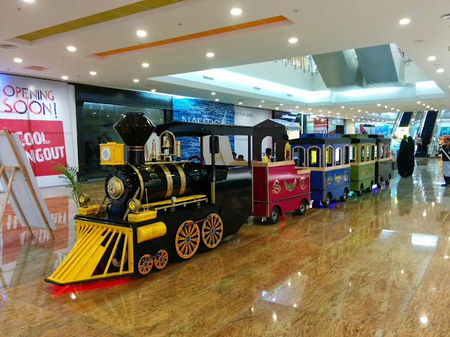 Toy Train, Forum Mall, Mangalore