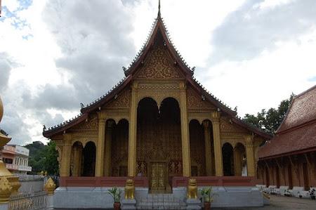 Temples in Laos: Luang Prabang