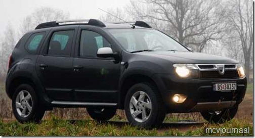 Test Dacia Duster Noorwegen 01