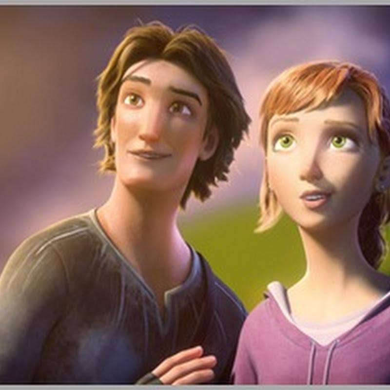 "Amanda Seyfried and Josh Hutcherson in an ""Epic"" Journey"