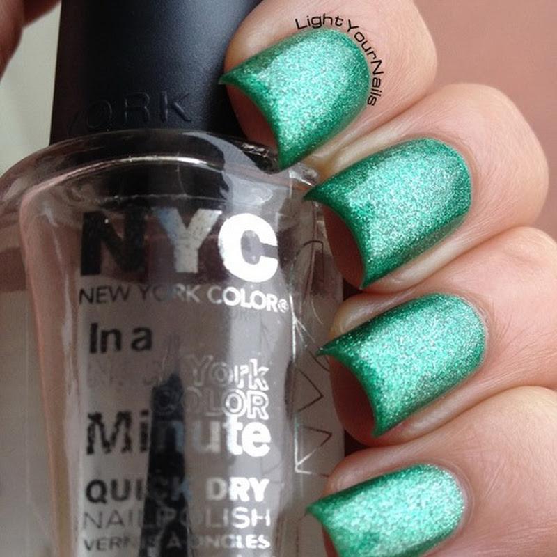 Bella Oggi Lo Smalto 108 Glitter Emerald