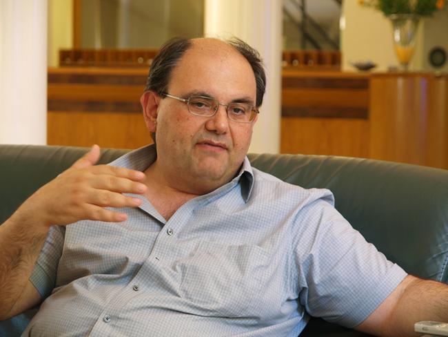 Ο Δημήτρης Καζάκης στην Κεφαλονιά – Συζήτηση για την οριστική ανατροπή (9-3-2013)