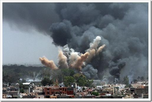 Libia - savalutazione del dollaro, debito pubblico guerra in libia (1)