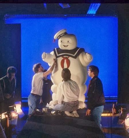 Marshmallow man Ghostbusters