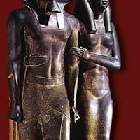 20.- Micerino y su esposa