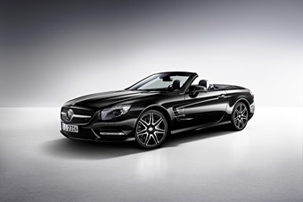 Mercedes-Benz SL 400 (R 231), 2014