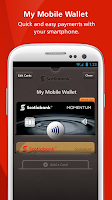 Screenshot of Scotiabank Mobile Banking