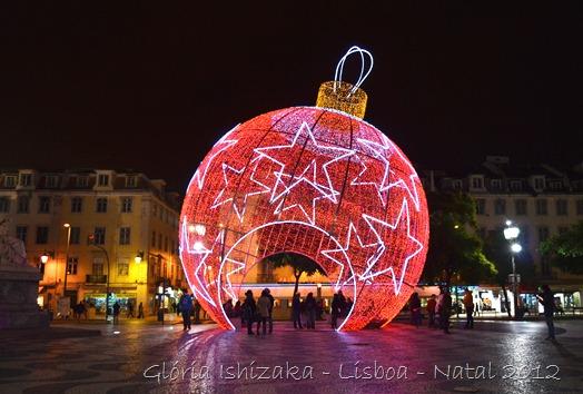 Glória Ishizaka - Lisboa - Luzes de Natal - 17