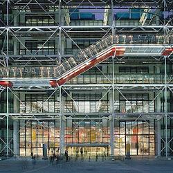 06.- Rogers y Piano. Centro Pompidou