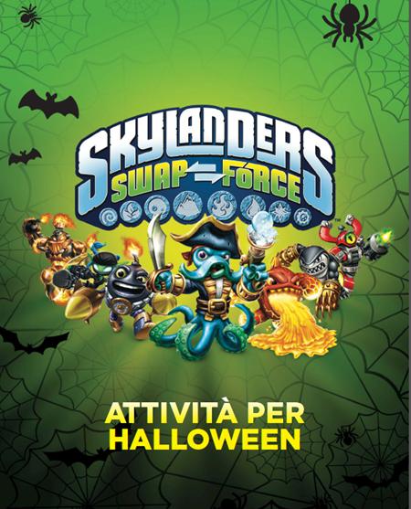 skylander per halloween