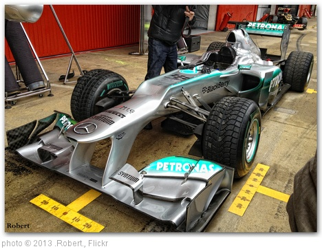 '2013 Mercedes F1' photo (c) 2013, .Robert. - license: http://creativecommons.org/licenses/by-nd/2.0/
