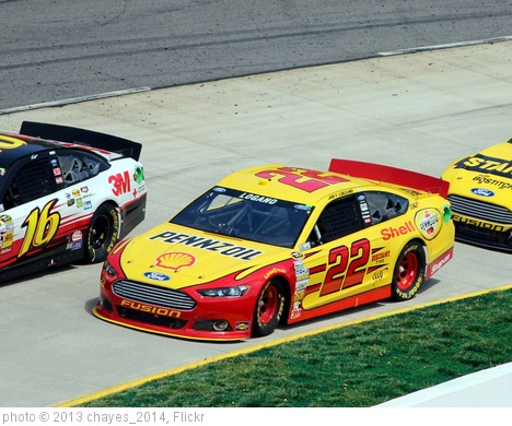 '22 Joey Logano, 2013 STP Gas Booster 500' photo (c) 2013, chayes_2014 - license: http://creativecommons.org/licenses/by-sa/2.0/