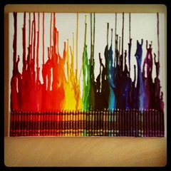 crayon art