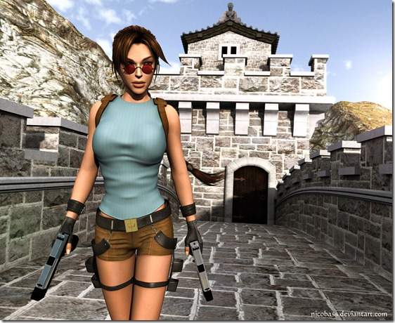 Lara Croft (261)