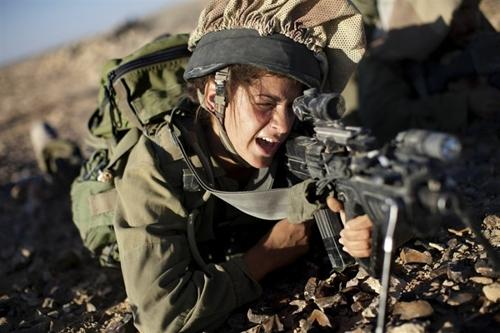 Служба армии обороны израиля является