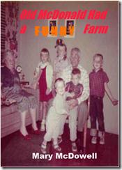 Old McDonald had a Funny Farm Kindle Cover