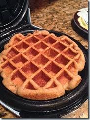 Paleo Pumpkin Waffles 7