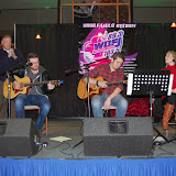 WBFJ Presents 2013 Acoustic Christmas-Taylor Vaden-Ashley Woodard-Hanes Mall Food Court-WS-11-26-13