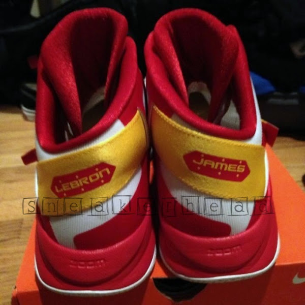 First Look at Nike Zoom Soldier VI Fairfax Home PE