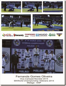www.judo.org - Vice Campeã Mundial 2014
