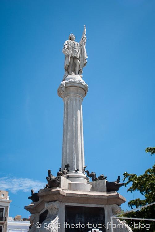 Plaza Colon San Juan blog-2