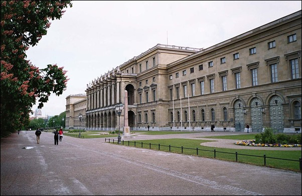 Residence Palace of Munich