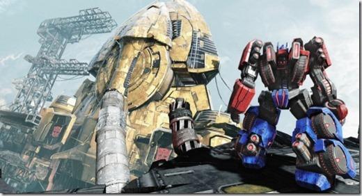 lançamento transformers-fall-of-cybertron