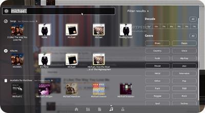 Ubuntu-Grooveshark-Scope-for-Unity
