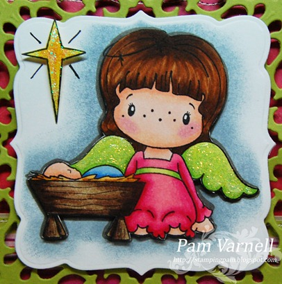 BabyJesus&Angel-image