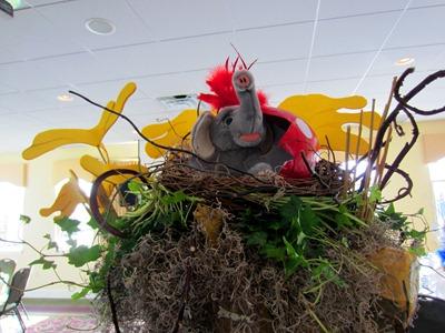 Birdephant Nest 2013 TableTalk Ideas in Bloom