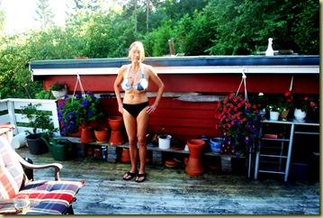 Summer House July 29 - Anna