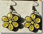orecchini fiore quilling