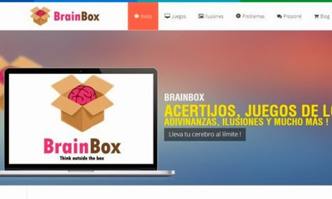 BrainBox - juegos inteligentes