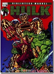 P00028 - Biblioteca Marvel - Hulk #28