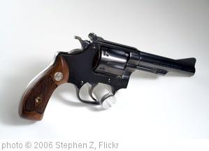 'S&W Pre 34 2232 Kit Gun 1950's' photo (c) 2006, Stephen Z - license: http://creativecommons.org/licenses/by-sa/2.0/