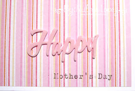 Zuri Artsy Craftsy  - Domi - Happy Mother´s Day - Ruthie Lopez. 6